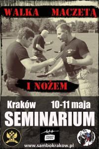 Saminarium ACT i SAMBO w Krakowie