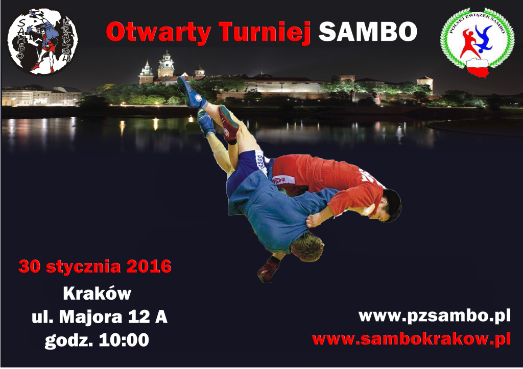 Plakat_turneiej_sambo_30_01_2016
